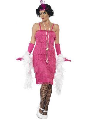 Flapper Long Costume  44670