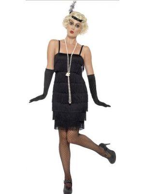 Flapper Short Costume  45498