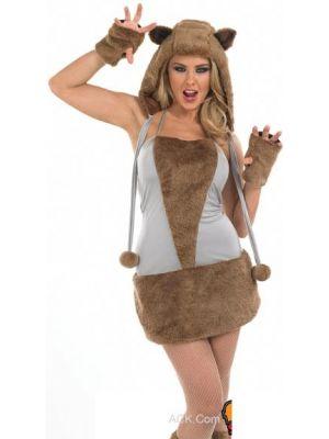 Foxy Lady Costume  3240