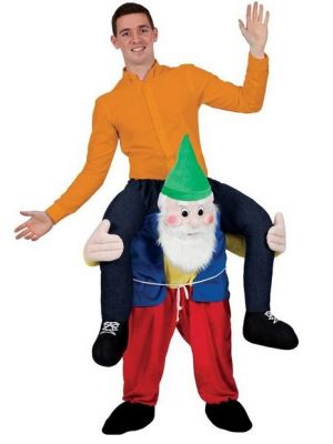 Gnome Carry Me Character MA-8586