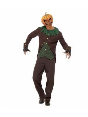Goosebumps Jack-O-Lantern Adult Costume  42943