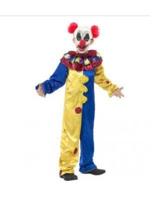 Goosebumps The Clown Costume  with Jumpsuit 42952