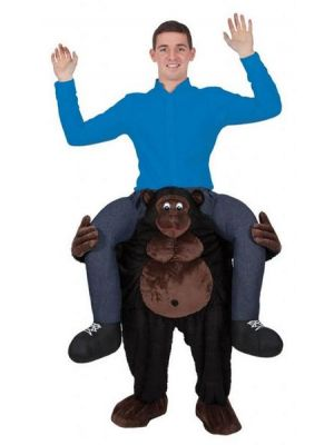 Gorilla Carry Me Costume  MA-8583