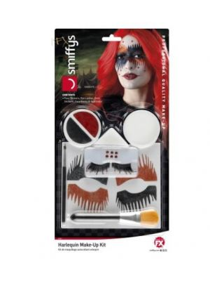 Harlequin Make-up Kit 44747