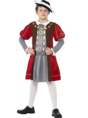 Henry VIII Kids Costume  27129