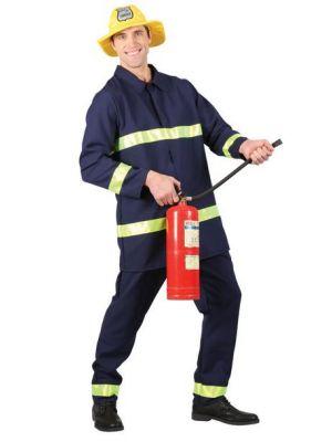 Hot Fireman Costume  EM-3168