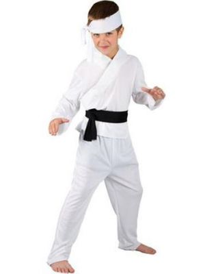 Karate Boy Costume  EB-4031