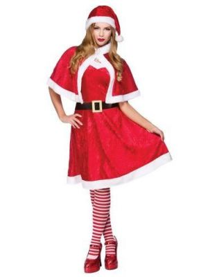 Little Miss Santa XM-4527