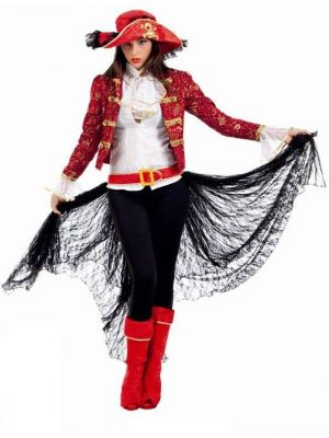 Lady Corsara Costume  4472