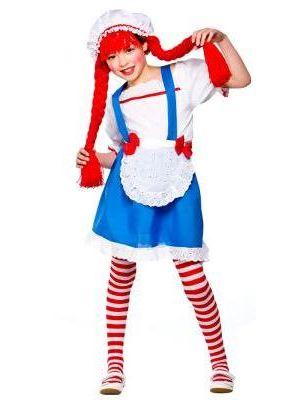 Little Rag Doll Costume  EG-3579