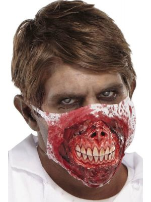 Zombie MD Face Mask  Horror  Halloween  Scary Mask MA055