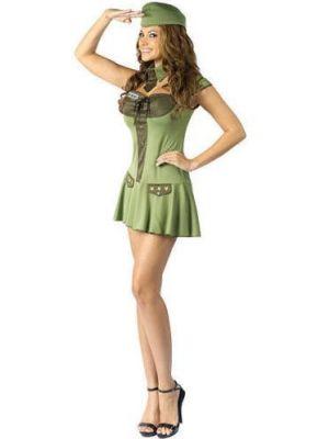 Major Trouble Costume  122104
