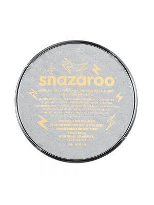 Metallic Silver Snazaroo 18ml Face Paint-1118766