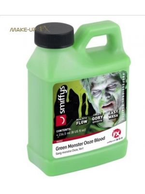 Monster Ooze Blood Green 236.58ml 46242