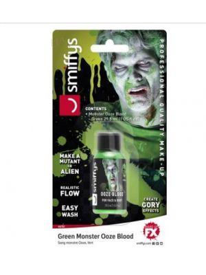 Monster Ooze Blood Green 29.57ml 46761