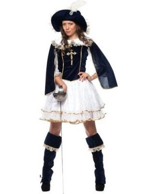 Moschettiera Costume  50772