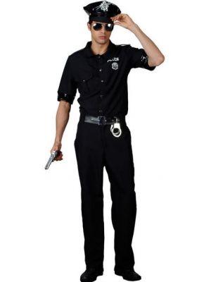 New York Cop Costume  EM-3023
