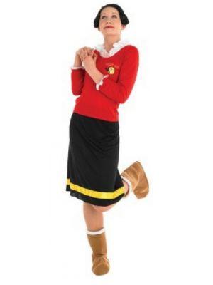 Olive Oyl Costume  889041