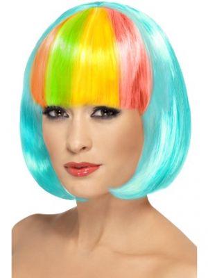 Partyrama Wig Aqua 42436