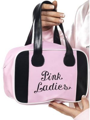 Pink Ladies Bag Official Licenced 32043