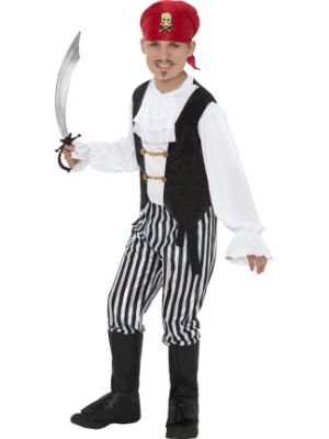 Pirate Kid Costume  25761