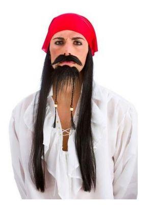 Pirate Wig Set EW-8185