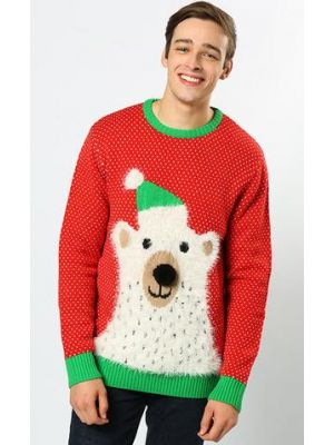 Polar Bear Rdw Jumper CS423