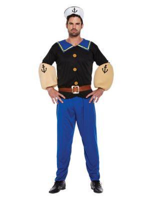 Sailor Man Costume U37 098