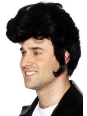 Rockstar Wig Black 42242