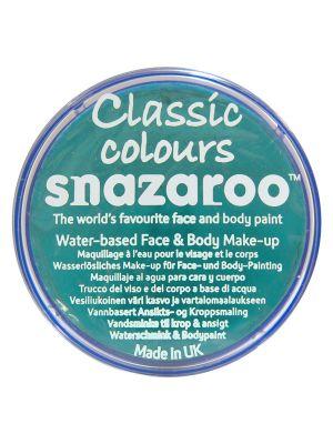 Sea Blue Snazaroo 18ml Face Paint 1118377