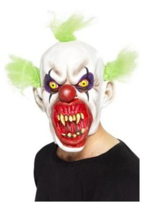Sinister Clown Mask 37203