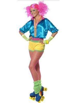 Skater Girl Costume  39464