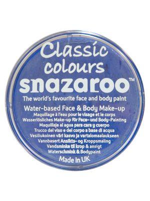 Sky Blue Snazaroo 18ml Face Paint 1118355