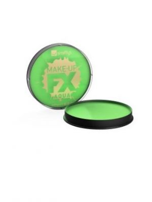 Smiffy's Make-Up FX Lime Green Aqua Face and Body 39137