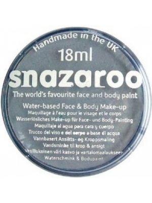 Dark Grey Snazaroo 18ml Face Paint 1118133