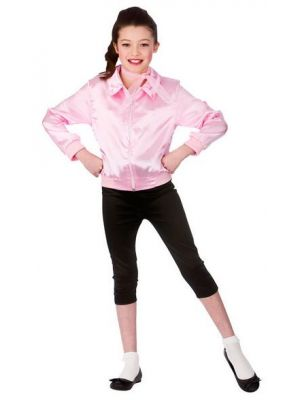 T-Bird Cutie Grease Kids Costume  EG-3582