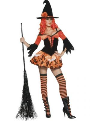 Tainted Garden Wicked Witch Costume  33750