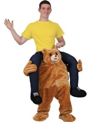 Tedd Carry Me Character MA-8585