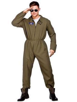 Top Shot Pilot Costume EM-3187