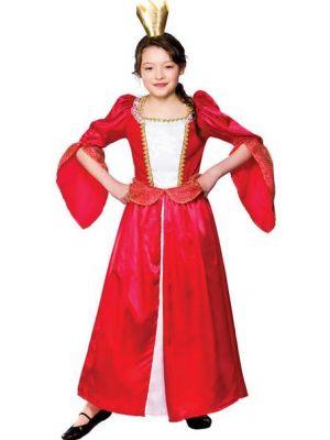 Tudor Queen Costume  EG-3567