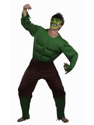 Green Giant Costume U37 213