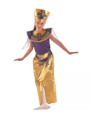 Girls Queen Of The Nile Egyptian Cleopatra Costume U37807
