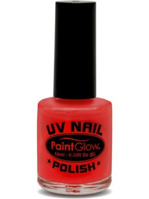 UV Nail Polish Red 12ml 46028