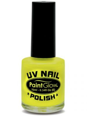 UV Nails Polish Yellow 12ml 46023