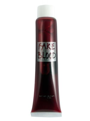 Henbrandt 28.5ml Fake Blood Tube Halloween V35 196