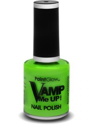 Vamp Me Up Nail Polish Green 10ml 46212