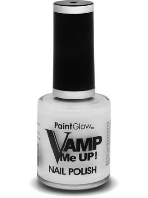 Vamp Me Up Nail Polish White 10ml 46211