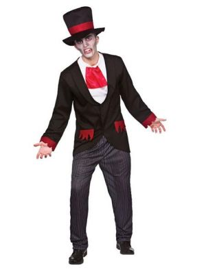 Victorian Vampire Costume  HM-5538