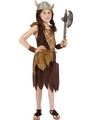 Viking Girl Costume  38650