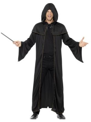 Wizard Cloak Adult 45605